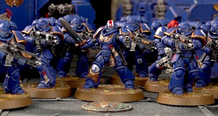 Primaris Space Marines